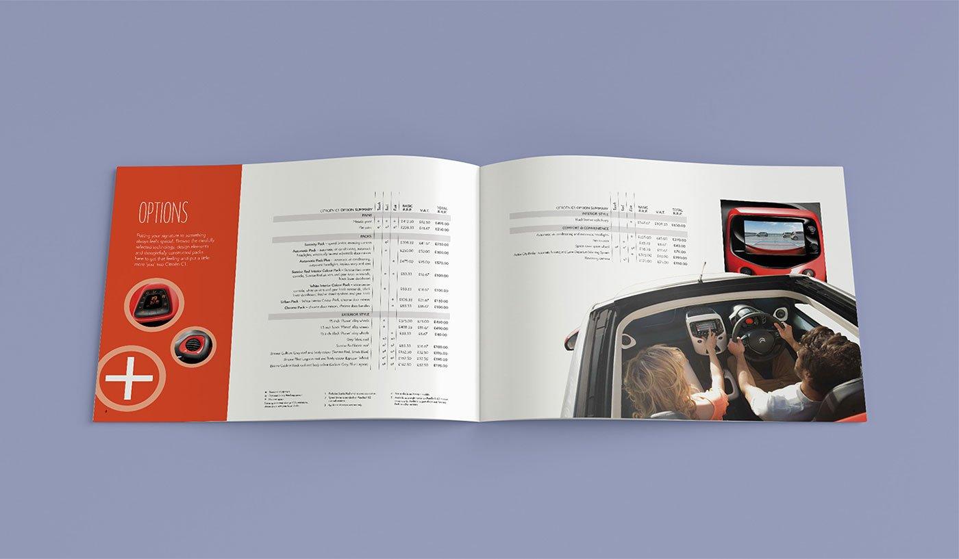 Citroën Brochures 4