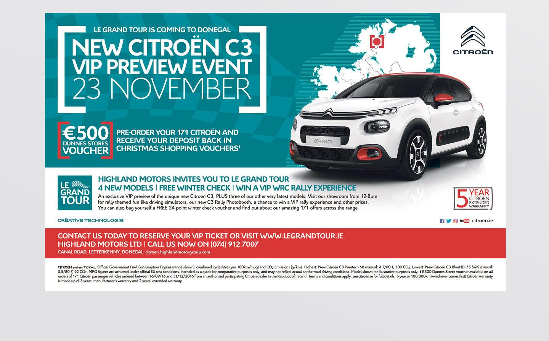 Citroën Ireland 8