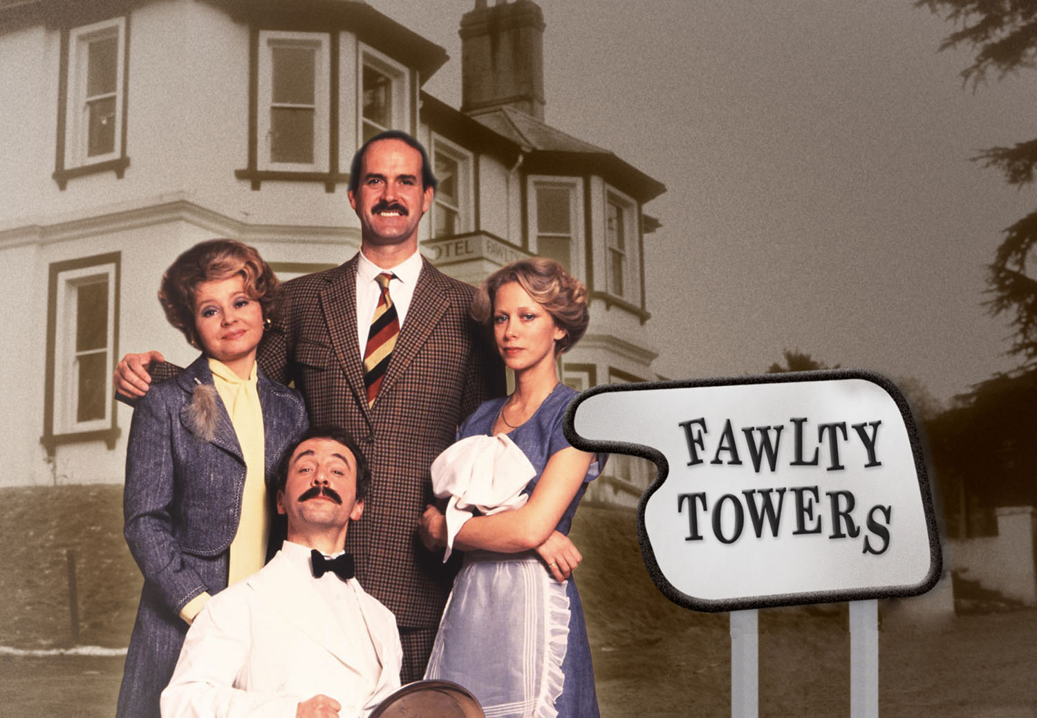 Fawlty Towers - Very Poor Frontline Marketing