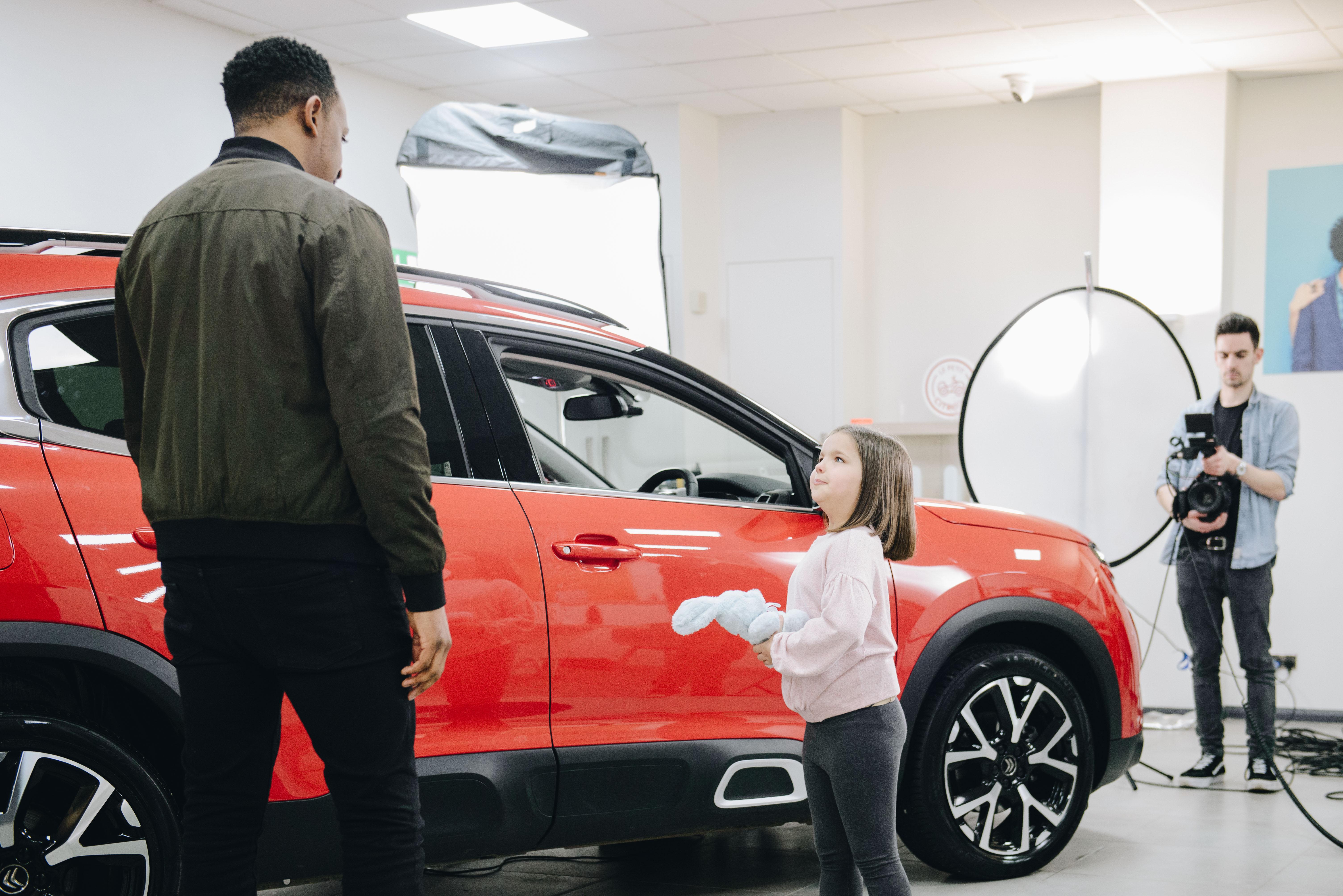 Citroën Product Videos